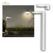 LED Solar Lights Vidi, 70/500lm With Ir Motion Sensor Path Light Wall Lamp