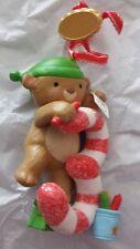 Hallmark 2013 My Third Christmas Teddy Bear Keepsake Ornament NIB