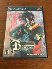 The Bouncer Sony PlayStation 2 PS2 - Black Label - Complete - Working