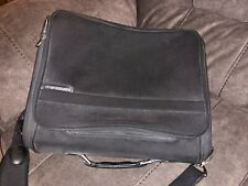"BRIGGS & RILEY 17"" Ballistic Nylon Computer Bag Briefcase Luggage Orig Shoulder"
