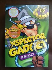 NEW Inspector Gadget: Complete Series Megaset DVD + Gadget Saves Christmas DVD