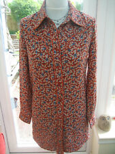 FASHION UNION TUNIC - SIZE 8 - NEW WITH TAGS