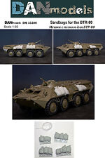 SANDBAGS FOR THE BTR-80 1/35 DAN MODELS 35300