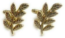 Sprig of Acacia Hiram Abiff Symbol Freemason Master Masonic Cuff Link Cufflinks