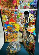 Heye Merzdoodle Jigsaw Puzzle And Poster 1000 Piece Jon Burgerman Complete 2012