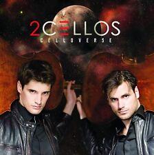 2CELLOS - CELLOVERSE  VINYL LP  13 TRACKS  NEW+