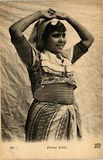 CPA AK ND 391 Femme Arabe TUNISIE (798613)