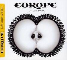 Europe - Last Look at Eden [New CD] Digipack Packaging