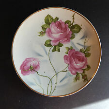 "The Jonroth Studio Handpainted by Vogel? 8 1/4"" Plate Germany Signed?"