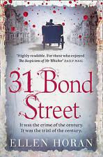 31 Bond Street, Ellen Horan, New Book