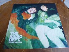 The Radio Dept. - Lesser Matters - LP Vinyl /// Neu & OVP