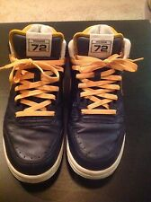 Nike Dunks High - Indiana 72 - Mens Size 10