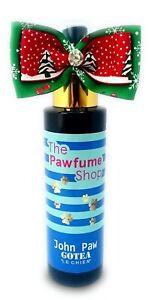 Designer Dog Perfume WITH BOW Fragrance Cologne Gift