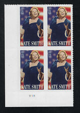 SCOTT 4463 2010 44 CENT KATE SMITH ISSUE PB OF 4 MNH OG VF!