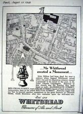 Whitbread Ale/Bitter Breweriana Advertising