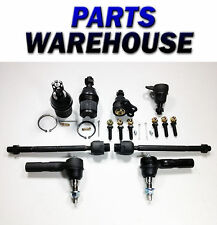 8pc Brand New Front Steering Kit For Dodge Durango Dakota 4x4 Lifetime Warranty