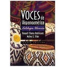 Voces de Hispanoamerica (World Languages)