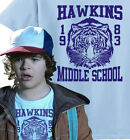 HAWKINS MIDDLE SCHOOL TIGERS 1983 T-Shirt from Stranger Things TV show