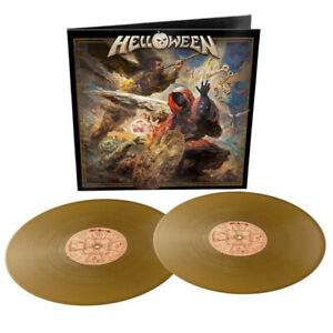 Helloween 'Helloween' 2LP Gatefold Gold Vinyl - New & Sealed