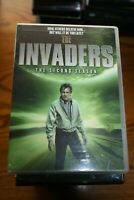 THE INVADERS - SECOND SEASON - DVD - NEW AND SEALED!!