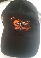 MLB Balt. Orioles Cal Ripken Jr. National Baseball Hall of Fame Baseball Hat-NWT