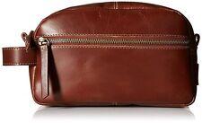 Timberland bolso kit Nevada padre Día piel hombre neceser viaje Coñac