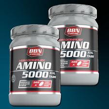 Hardcore Amino 5000 (25,93€/kg) 2 x 325 Tabletten von Best Body Nutrition