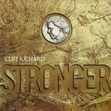 "CLIFF RICHARD ""Stronger"" CD inkl. Best of me, Who's in love, That that, Joanna"