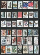 DENMARK MNH LOT / COLLECTION OF 55 STAMPS HORSE SHIP BUTTERFLY LIGHT HOUSE DUCK