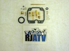 Kawasaki KLF220 Bayou 1988-2002 Carb Rebuild Kit Repair KLF 220