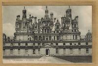 Cpa Chambord - le château façade sud bes057