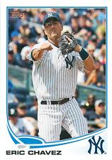 2013 Topps #212 Eric Chavez New York Yankees