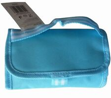 Tesco Folding Beach Picnic Food Drink Lunch Cooler Bag - Turquoise