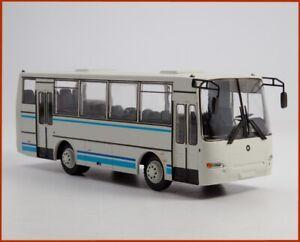 "1:43 Bus PAZ 4230 ""Aurora"" russian Magazin Modimio №26 Russland UdSSR USSR URSS"