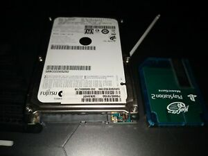 SONY PLAYSTATION 2 PS2 250GB HDD HARD DRIVE HD LOADER & MEMORY CARD
