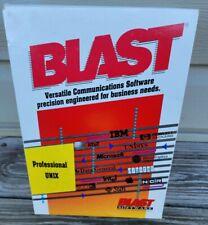 Vtg Blast Versatile Communications Software Professional UNIX 3/486 UNX/XEN 10.7