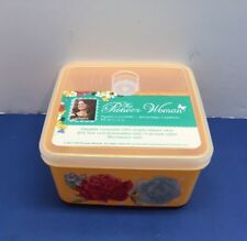 The Pioneer Woman Blossom Jubilee 43oz Square Storage Container Vented Lid NEW