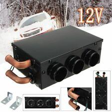 12V 800W 3 Holes Portable Car Heating Cooling Compact Heater Defroster Demister