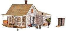 "Model Trains N Scale - Ready Built ""OLD HOMESTEAD"" - Woodland #BR4933"
