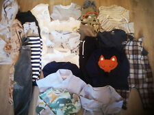 Large Baby Boy 6-9Months clothes Bundle next dinosaur baby gros dungarees