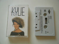 KYLIE MINOGUE KYLIE CASSETTE TAPE PWL UK 1988