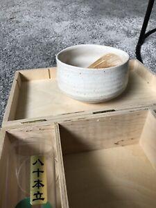 Matcha Tee Tasse Set Geschenk