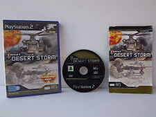 CONFLICT DESERT STORM - GAME PLAYSTATION 2 - PS2