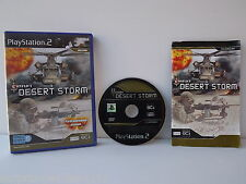 CONFLICT DESERT STORM - GIOCO PLAYSTATION 2 - PS2