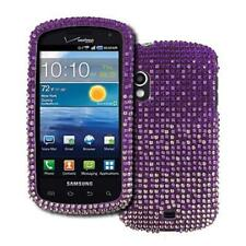 EMPIRE Full Bling Jewels Case Cover Fade Purple for Samsung Stratosphere I405