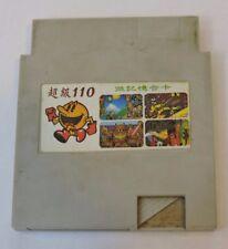 110 In 1 Multicart Nintendo NES Game Cartridge Only