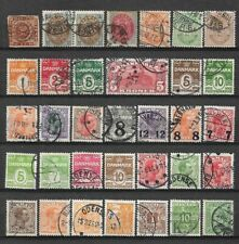Denmark very old lot used