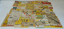 1950's Collection of 55 Daisy BB Gun Air Rifle Ads