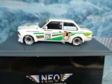 1/43  NEO  BMW E21 323 i #.220 GR2 Rally Moutarderie Y.Muntowen