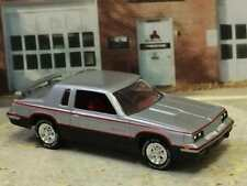 1984 84 Hurst Olds Lightning Rod Shifter Sports Coupe 1/64 Scale Limited Ed. B41
